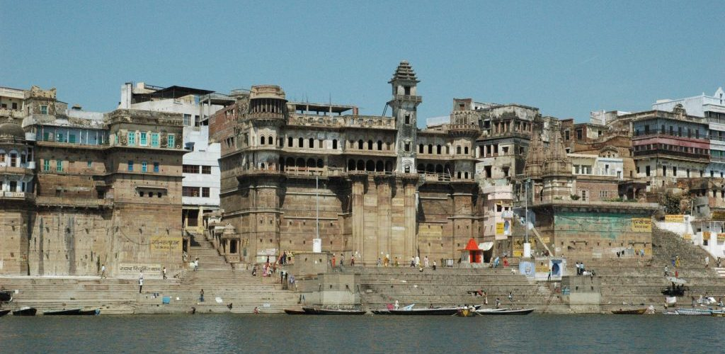 The Riverfront in Banaras